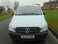 2013 Mercedes-Benz Vito 2.1CDI 113 ( EU5 ) - Compact 113CDI