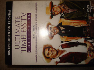 12 DVD Ultimate Timeless TV Collection