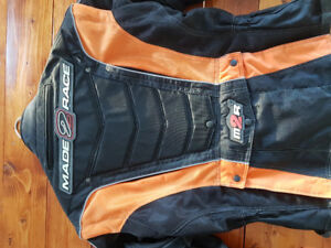REDUCED! MADE2RIDE JACKET AND PANTS XS 3 TIMES USED