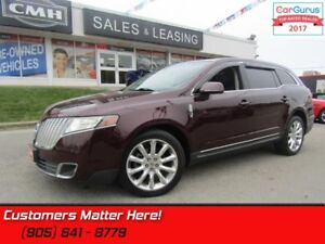 2011 Lincoln MKT   AWD, NAVIGATION, HEATED SEATS, BACK UP CAMERA