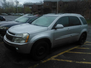 2007 Chevrolet Equinox SUV, Crossover West Island Greater Montréal image 2