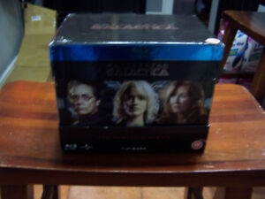 Battlestar Galactica: The Complete Series (box set) [Blu-ray]