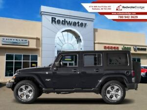 2017 Jeep Wrangler Unlimited   - Max Tow Package - SiriusXM - UC