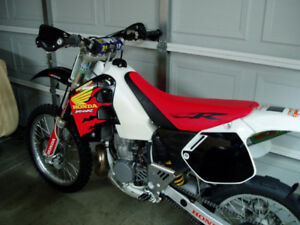 Looking For CR 500? The Years Between 1996-2001?