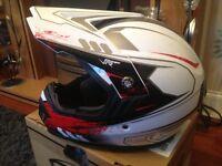 Mx/enduro helmet new £25