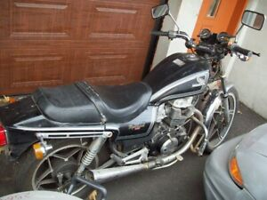 Cafe Racer - 1983 Honda CB450SC - Excellent Condition