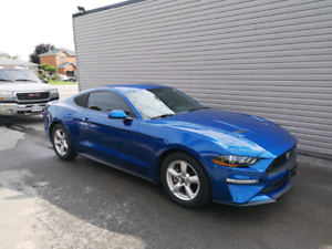 2018 Mustang Ecoboost  OBO