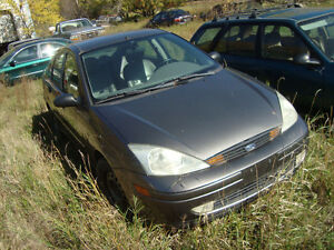 2002 Ford Focus parts car