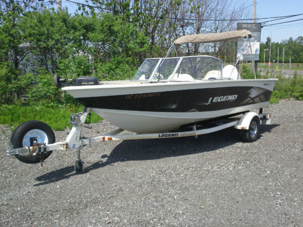 Used 2010 Legend Boats 18 Xcalibur