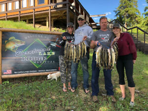 Reduced Rate - Fly In Fishing Trip in Northern Manitoba