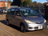 2001 Toyota estima bargain