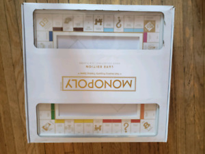 Monopoly luxe edition