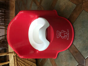 Baby Bjorne red potty