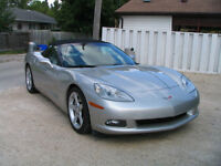 2005 Corvette C6 Convertible New Cond Safetied  6 Speed Std