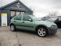 Rover Streetwise 1.4 16v (103Ps) SE (green) 2004