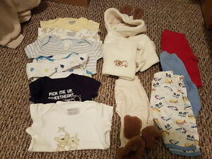 0-3 mo boy clothes