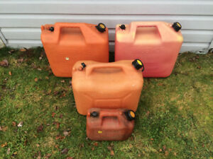 Several fuel tanks for sale