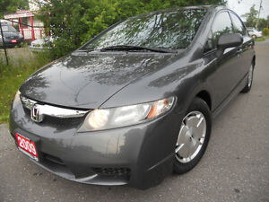 2009 Honda Civic Sedan 140 kms only loaded $5995