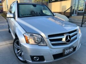 2010 Mercedes-Benz GLK-Class NAVIGATION/SUNROOF/LEATHER/100 % AC