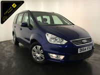 2014 64 FORD GALAXY ZETEC TDCI DIESEL 1 OWNER 7 SEATER SERVICE HISTORY FINANCE