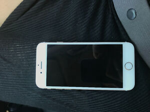 Iphone 6 Gold - 16Gb Locked with Telus