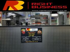 CHICKEN AND PIZZA SHOP FOR SALE , REF : RB204