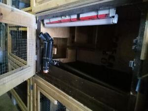 Cage pour animaux de ferme