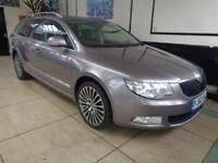Skoda Superb 2.0TDI CR ( 170ps ) DPF ( L&K Luxury Pk ) DSG Elegance