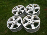 "16"" SUBARU  Alloy rims for sale (5 x100)"