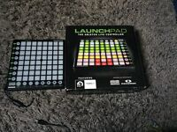 Launch pad ableton live controller