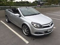 Vauxhall Astra Twintop Convertible Sport
