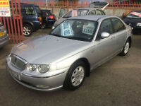 2003/03 Rover 75 1.8 Club DUAL FUEL (LPG & PETROL) REDUCED SAVE £200 NOW £1395