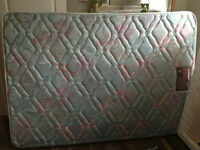 Simmons Beautyrest Quintessence Double boxspring and mattress.