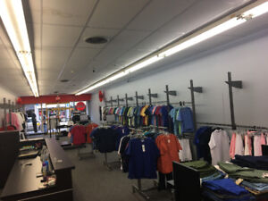 Uniform store inventory for sale
