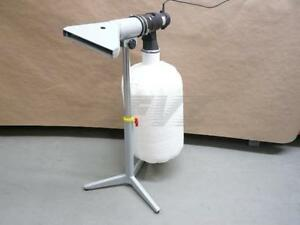 Absauganlage Absauger Lüfter Absaugmotor Maschinensauger m. Filtersack FT90 AMTR