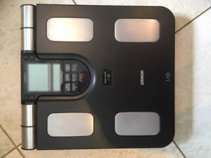 Omron Weight Scale