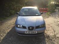 2003 Seat Ibiza 1.2 5 door
