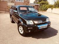 Mitsubishi L200 2.5TD Club Cab Warrior 2 X Keys Service History Manual