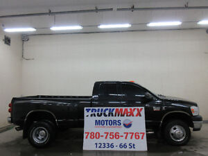 2008 Dodge Ram 3500 4x4 Dually 6-Speed Manual