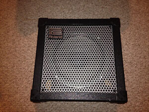 Roland Cube 30 Guitar Amp For Sale!