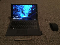 Like New Surface Pro 3 128GB HD, 4GB RAM, Core i5 processor