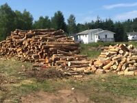 Firewood for sale 100% hard wood