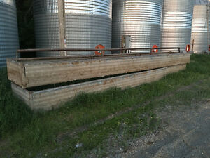30 foot bottemless bunks