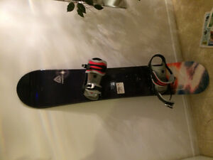 Firefly board with Bindings! BRAND NEW!