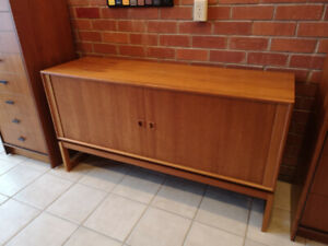 Mid Century Danish Teak Buffet - Free Delivery!