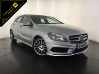 2014 MERCEDES A200 BLUE-EFFICIENCY AMG SPORT CDI 1 OWNER SERVICE HISTORY FINANCE