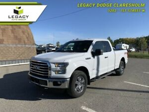 2015 Ford F-150 XLT  Air conditioning