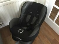 Maxi cosi priorifix stage 1 isofix cars seat. Cost £170