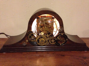 Antique clocks buy sell items tickets or tech in british columbia kijiji classifieds - Steampunk mantle clock ...