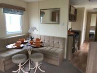 Lovely static caravan for sale along the beautiful Welsh Coastline